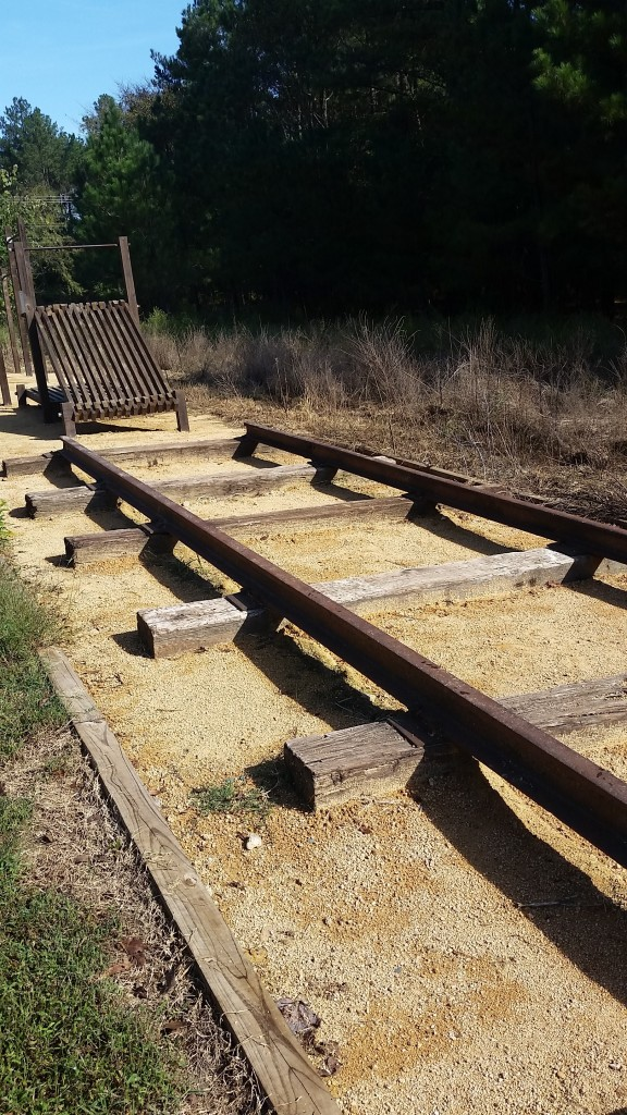 american tobacco trail rails