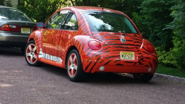 princeton car