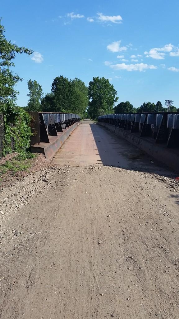farmington bridge construction