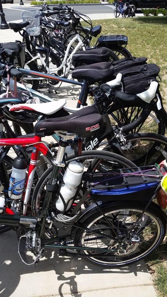 farmington packed bike rack