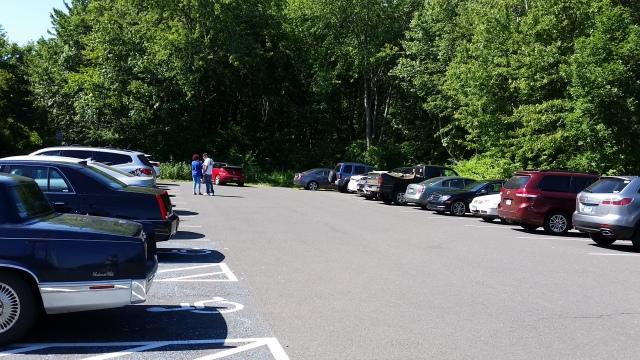 farmington parking lot