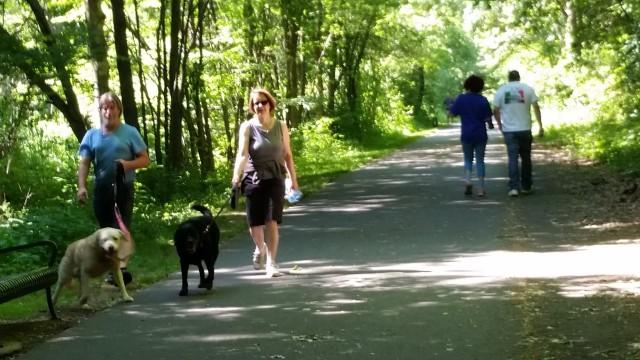 farmington people on trail
