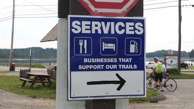 dest services sign