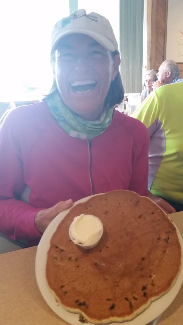 ecg helen and dysarts pancake