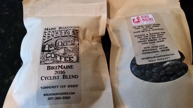 ecg maine coffee