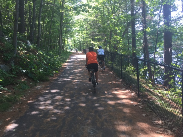 ecg riverside trail lewiston