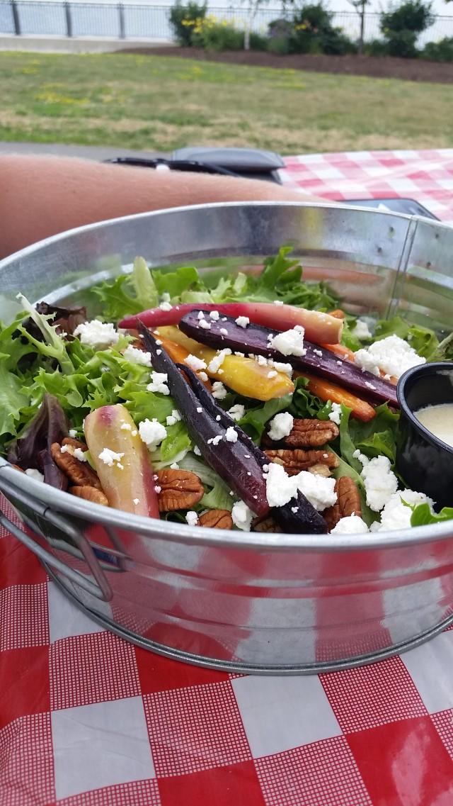 mollys salad