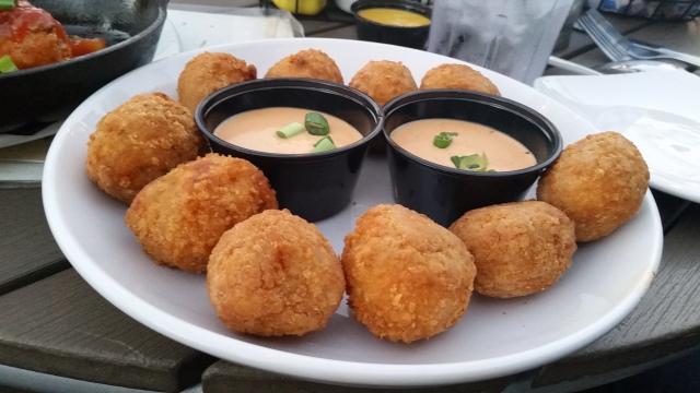 crawfish balls